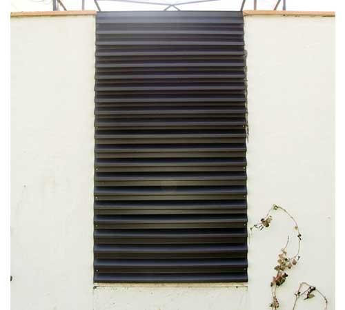 Duvar Tipi Havalandırma Panjurları